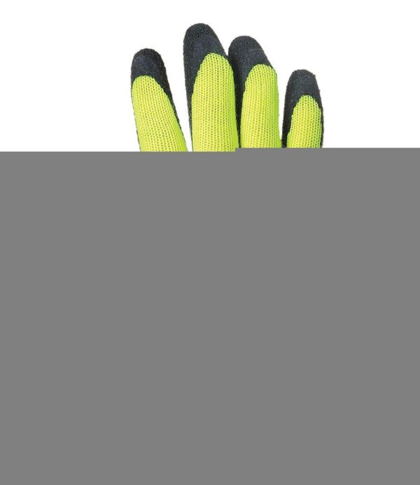 Portwest Thermal Grip Gloves Yellow