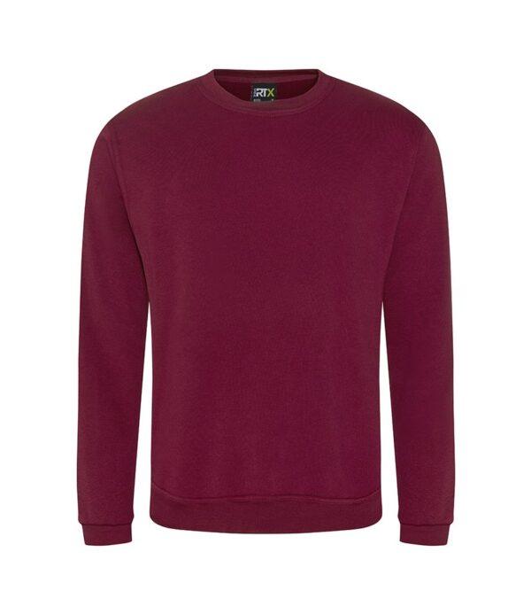PRO RTX Pro Sweatshirt Burgundy