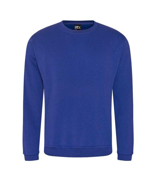 PRO RTX Pro Sweatshirt Royal Blue