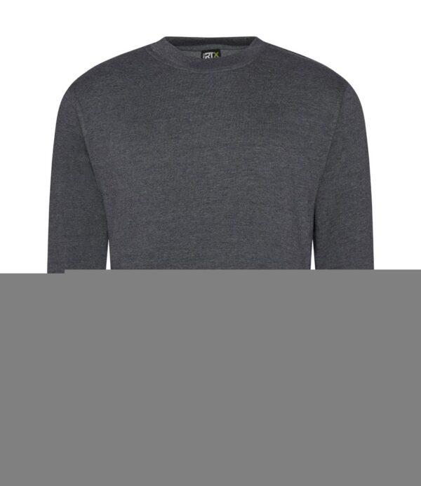PRO RTX Pro Sweatshirt Solid Grey