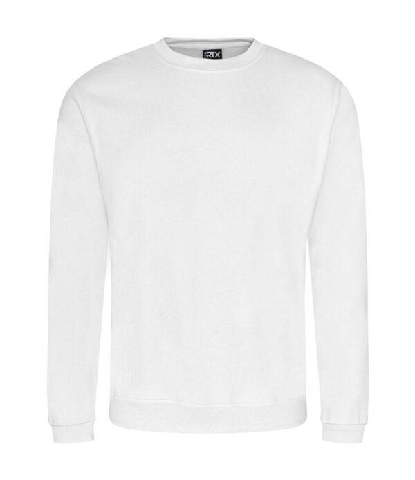 PRO RTX Pro Sweatshirt White
