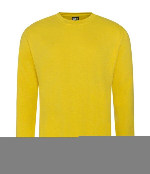 PRO RTX Pro Sweatshirt Yellow