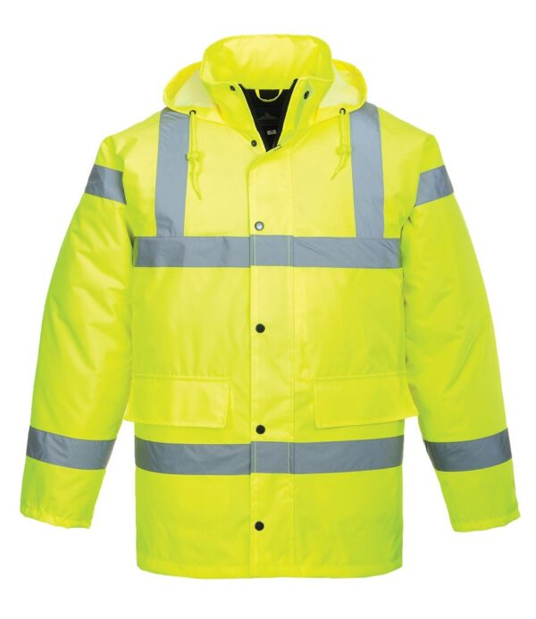 Portwest Hi-Vis Traffic Jacket