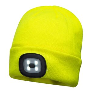 Portwest LED Head Light Beanie