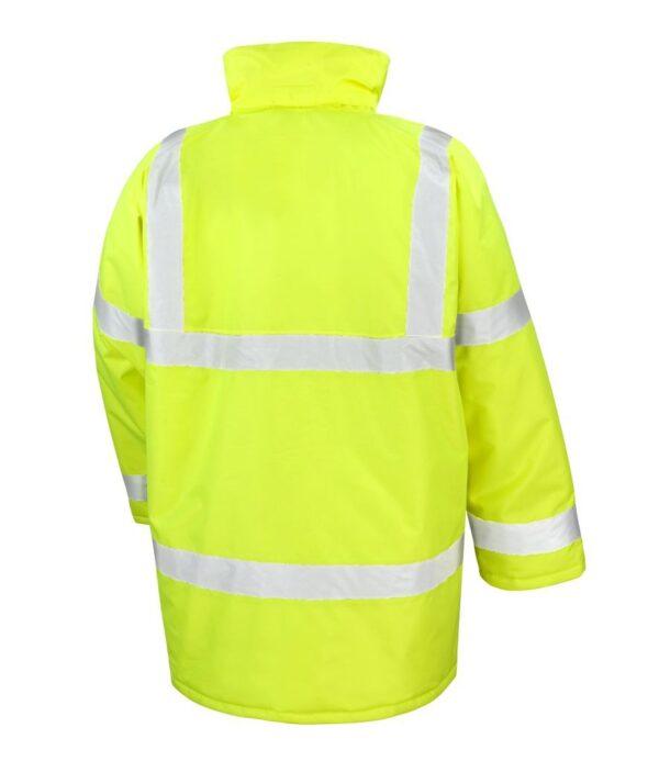 Result Core Hi-Vis Motorway Coat
