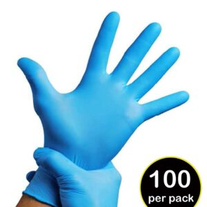 Result Synthetic Vinyl Disposable Gloves