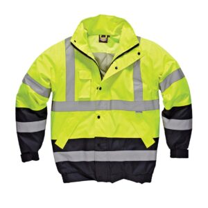 Dickies Hi-Vis Two Tone Pilot Jacket