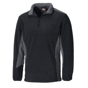 Dickies Zip Neck Micro Fleece