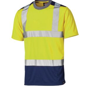 Dickies Hi-Vis Two Tone T-Shirt