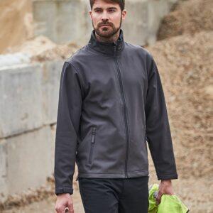 PRO RTX Pro Two Layer Soft Shell Jacket