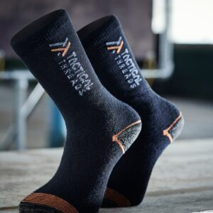 Regatta Tactical Threads 3 Pack Work Socks