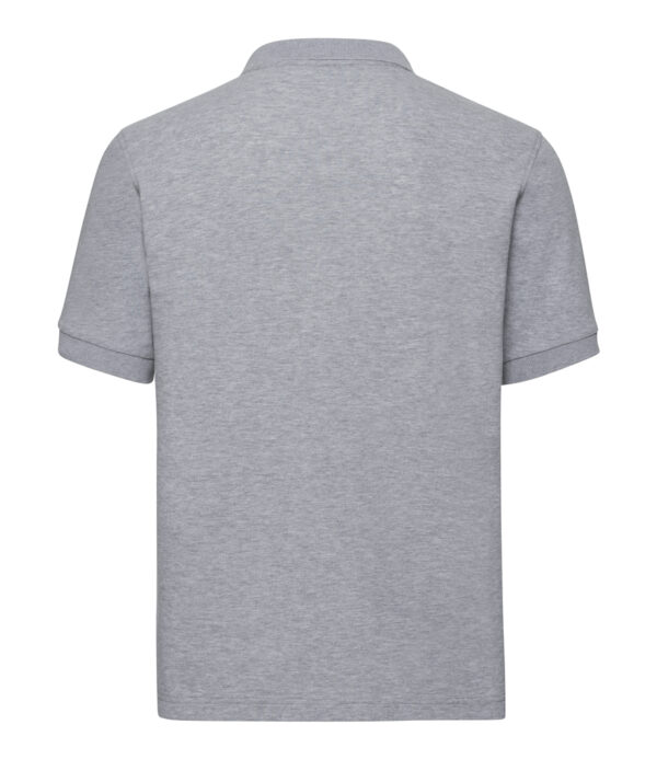 Russell Tailored Stretch Piqué Polo Shirt