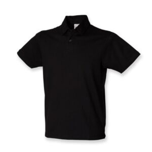 SF Men Stretch Piqué Polo Shirt